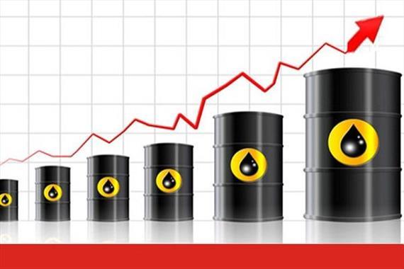 قیمت جهانی نفت (۱۴۰۰/۰۷/۰۲)