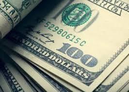 ارزش دلار پایین آمد