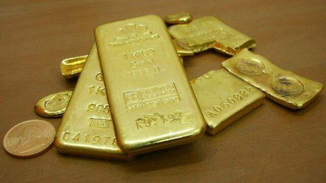قیمت جهانی طلا (۱۴۰۰/۰۶/۲۳)